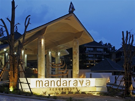 Mandarava Resort and Spa Karon Beach  Karon