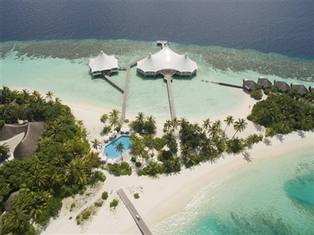 Imagine principala Safari Island Resort Spa  Ari Atoll