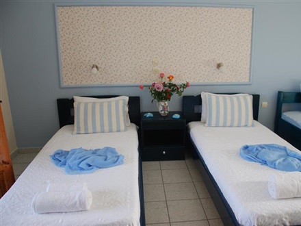 Hotel Kavos Psarou Studios And Apartments  Alykes