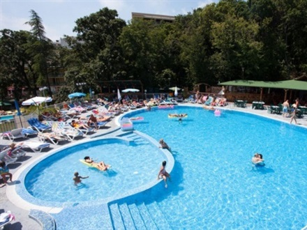 Hotel Pliska  Golden Sands