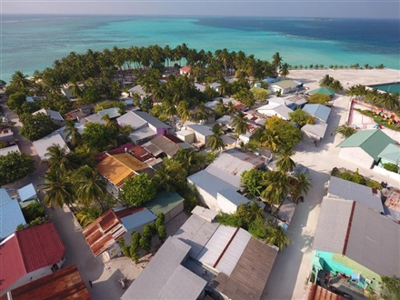 Holiday Mathiveri Inn  Maldive