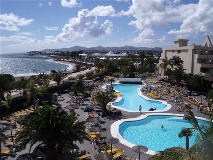 Hotel Beatriz Playa Spa  Lanzarote