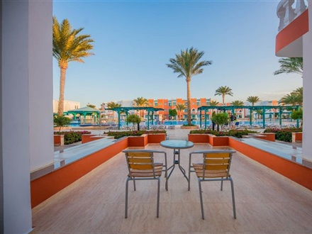 Sunrise Garden Beach Resort And Spa  Hurghada