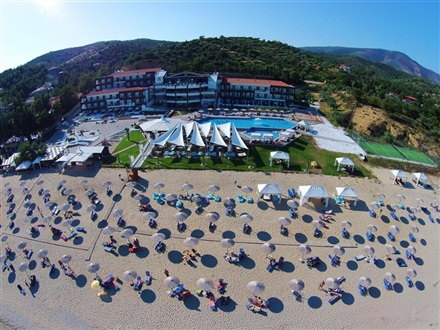 Imagine principala Hotel Blue Dream Palace Thassos  Tripiti Thassos