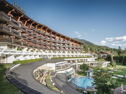 Imagine principala Krumers Alpin Resort And Spa  Seefeld In Tirol