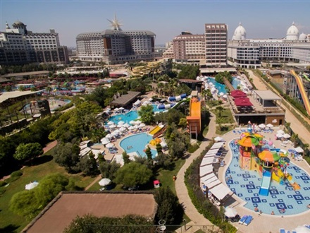 Hotel Saturn Palace Resort  Lara Antalya