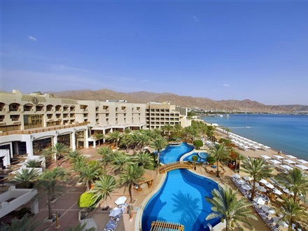 Imagine principala Hotel Intercontinental Aqaba  Aqaba