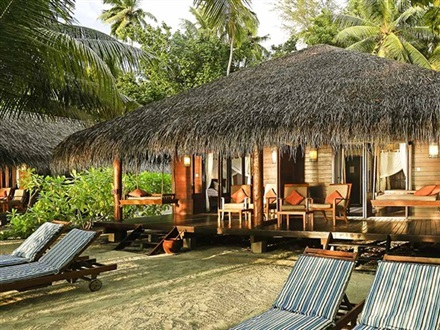 Book At Medhufushi Island Resort Meemu Atoll Maldives