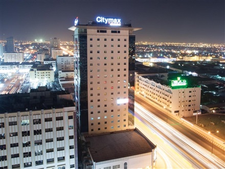 Imagine principala Citymax Hotel Sharjah  Sharjah