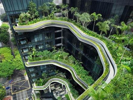 Imagine principala PARKROYAL COLLECTION Pickering  Singapore