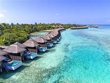 Imagine principala Sheraton Maldives Full Moon Resort Spa  Nord Male Atoll