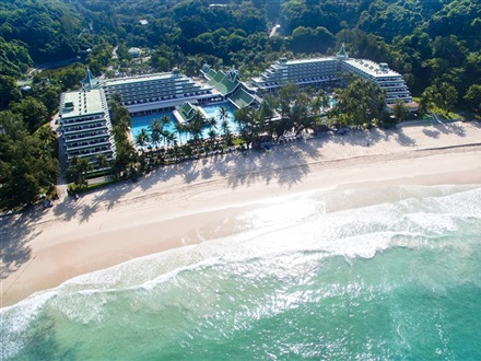 Imagine principala Hotel Le Meridien Phuket Beach Resort  Phuket
