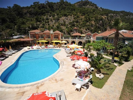 Imagine principala Hotel The Tower  Oludeniz