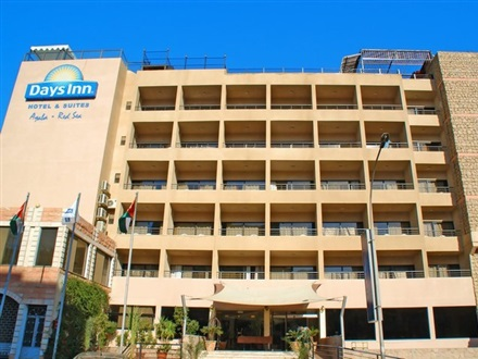 Imagine principala Days Inn Hotel And Suites Aqaba  Aqaba