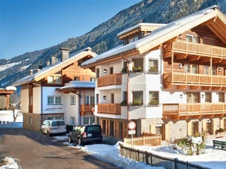 Imagine principala Hotel Appartemements Neuhaus  Mayrhofen Zillertal