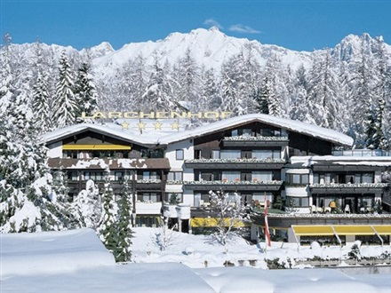 Imagine principala Hotel Larchenhof  Seefeld In Tirol