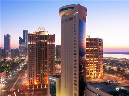 Imagine principala Hotel Le Royal Meridien  Abu Dhabi