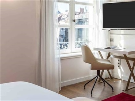 Hotel NH Collection Brussels Grand Sablon  Bruxelles