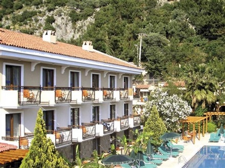 Imagine principala Hotel Perdikia Beach  Oludeniz