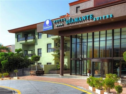 Imagine principala Hotel Diamante Suites  Puerto De La Cruz