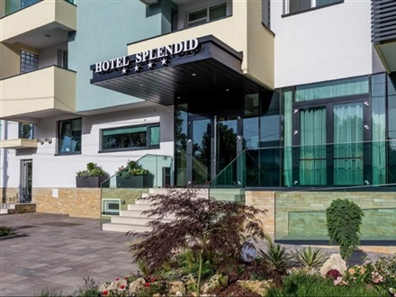 Splendid Hotel Spa - Adults Only  Mamaia