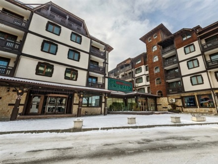 Imagine principala Spa Hotel Emerald  Bansko