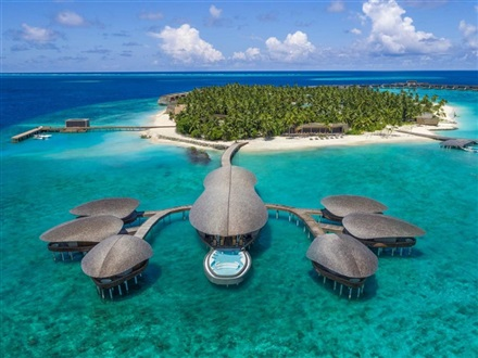 Imagine principala The St. Regis Maldives Vommuli Resort  Dhaalu Atoll