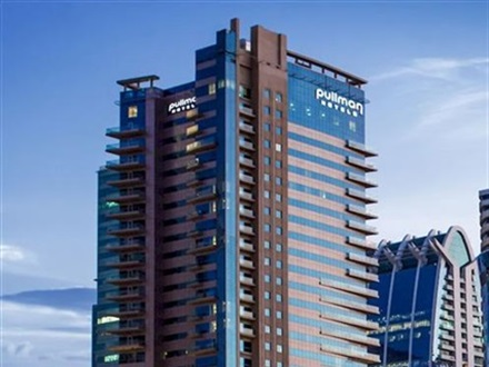 Imagine principala Pullman Jumeirah Lakes Towers  Dubai