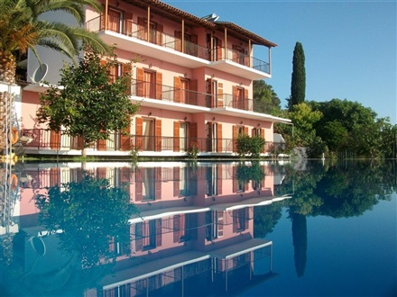 Imagine principala Hotel Aronis Apartments  Corfu