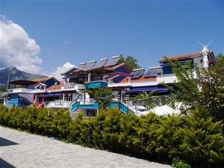 Imagine principala Blue Sea Beach Resort  Skala Potamia