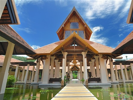 Imagine principala Sukko Cultural Spa and Wellness Resort  Phuket