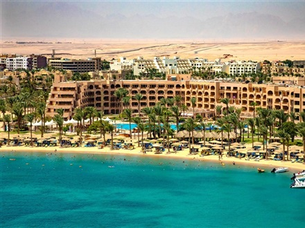 Imagine principala Continental Resort Hurghada  Hurghada