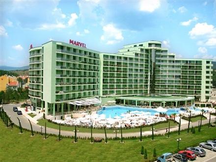 Book At Hotel Marvel Sunny Beach Bulgaria