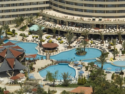 Hotel Pemar Beach Resort Side Antalya Turcia