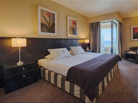 Double or Twin Superior Room Sea View