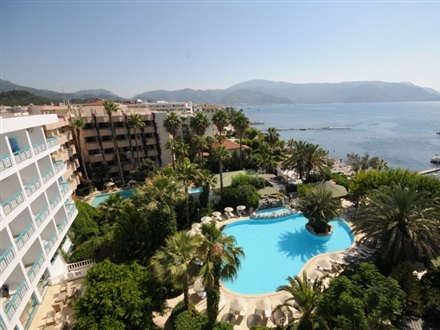 Imagine principala Hotel Tropikal Adults Only  Marmaris