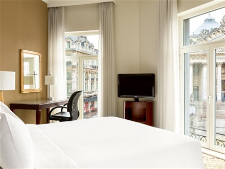 Brussels Marriott Hotel Grand Place  Bruxelles