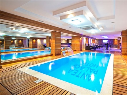 Imagine principala Best Western Antea Palace Hotel Spa  Istanbul