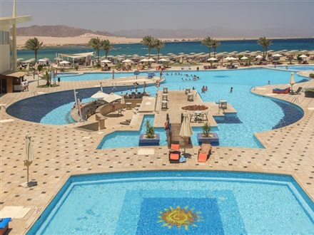 Imagine principala Barcelo Tiran Sharm Resort  Nabq Bay