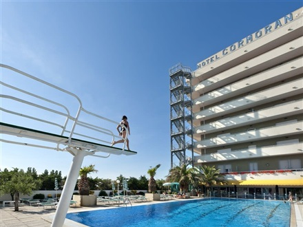 Imagine principala Hotel Cormoran  Cattolica
