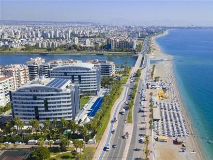 Hotel Porto Bello Resort Spa Lara Antalya Antalya Turcia