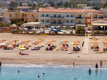 Dimitrios Village Beach Resort Spa  Rethymnon