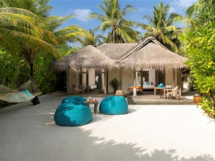 Anantara Dhigu Resort And Spa  Kaafu Atoll