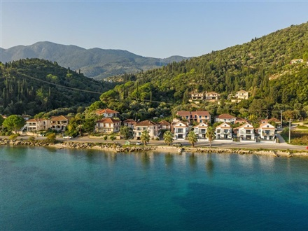 Main image White Rock Villas  Ligia Lefkada