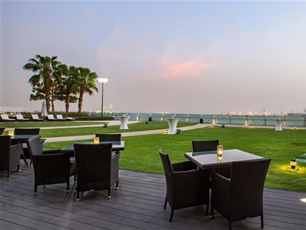 Crowne Plaza Festival City  Dubai