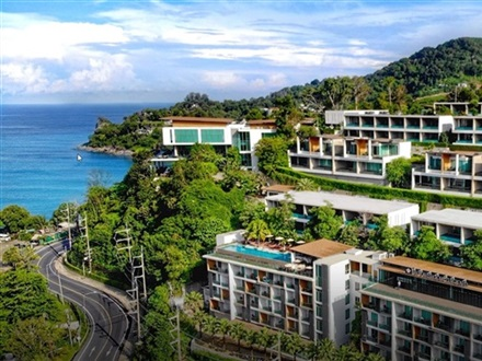 Imagine principala Wyndham Grand Phuket Kalim Bay  Kamala