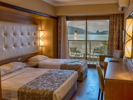 Standard room Sea Side View (B Block)