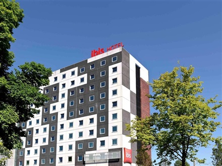 Imagine principala Hotel Ibis City West   Amsterdam