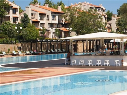 Hotel Oasis Resort Spa  Lozenets