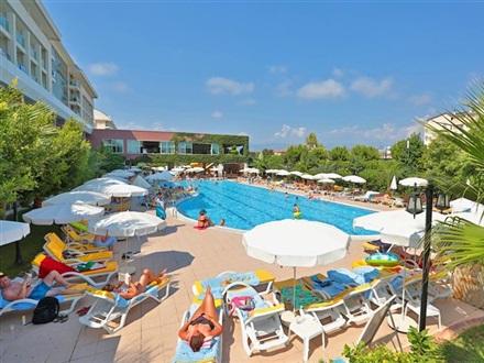 Book At Telatiye Resort Hotel Alanya Antalya Turkey